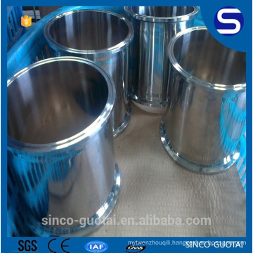 304 316 sanitary stainless steel clamp pipe spool
