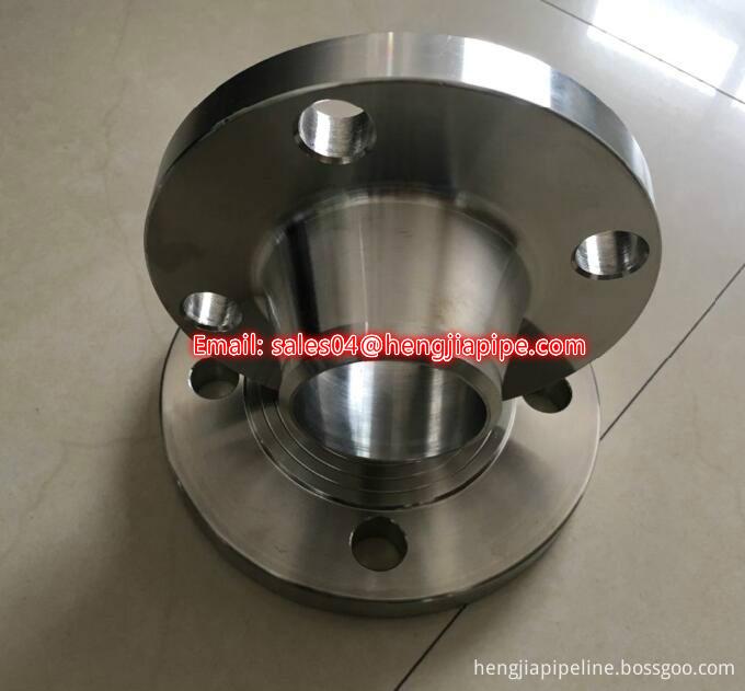 ASTM A105 WN flange