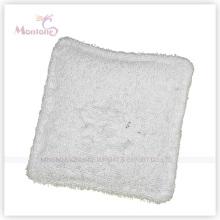 Square White Towel Cloth Bath Shower Sponge