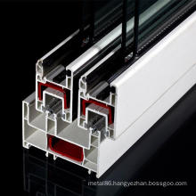 Sliding PVC Profiles For Windows