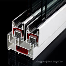 Sliding PVC Profiles For Windows