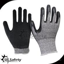 Защитная перчатка с латексным покрытием / Защитные защитные перчатки