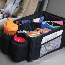 Organisateur de voiture avec compartiment à compartiments multiples et porte-bouteille (ES-H517)