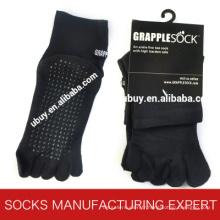 Five Fingers Chaussettes en coton Five Toe Socks