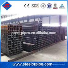 Productos de calidad de exportación 321 tubo cuadrado de acero inoxidable