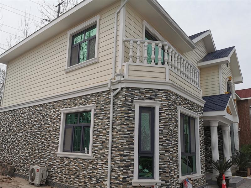 Prefabricated Light Steel Villa