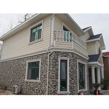 Anti-Corrosion Prefabricated Light Steel Villa