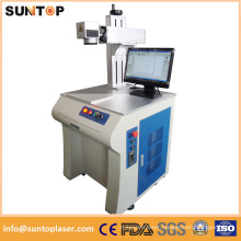 Brass Laser Marking Machine/Laser Copper Engraving/Brass Logo Engraving Machine