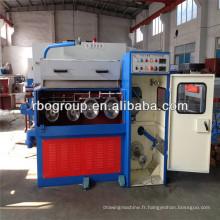 22DS (0.1-0.4) tréfileuse fine machine à dessin en porcelaine fournisseur machine à dessin électrique câbles machine
