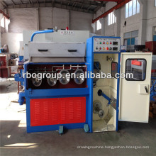 22DS(0.1-0.4) fine wire drawing machine china supplier drawing machine electric cables machine