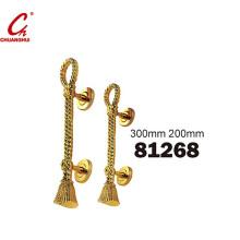 Gold and Modern Door Handle (CH81267)