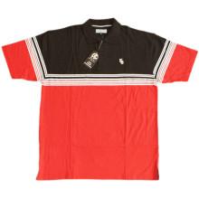 OEM Kundengebundener Entwurf Europa Amerika-Art-Polo-Hemd Sport-Golf-Hemd (P0006)