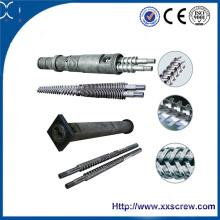 2013 Nuevo tipo de tornillo único para extrusora de plástico