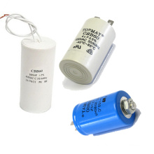 Topmay AC Motor Run Electrolytic Capacitor Cbb60 for Fan