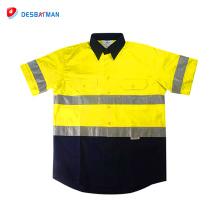 Vêtements de travail réfléchissants de haute qualité et prix bon marché