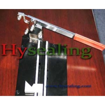 Guilhotina Gland Packing Cutter Hy selagem-T900PC