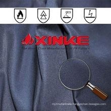100% cotton flame retardant fabric for curtain and worker wear