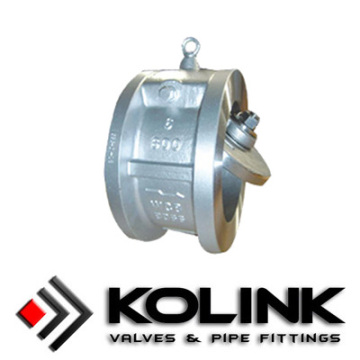Single-Plate Wafer Check Valve