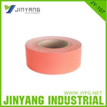 alta visibilidade cor reflexiva tecido 100% poliéster