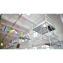 Hot sale mobile scaffolding,factory supply ringlock scaffolding,standard scaffold dimensions