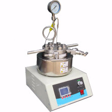 China autoclave modificado para requisitos particulares benchtop del recipiente del reactor del acero inoxidable