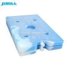 Plato grande de material de cambio de fase de plástico eutéctico frío