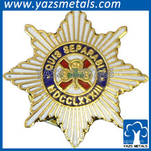 custom good quality masonic lapel pins
