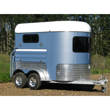Standard Model 2 Horse Straight Load Horse Trailer
