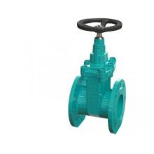 Corrosion Resistant titanium threaded gate valve