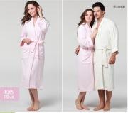 super soft bamboo bathrobe, 100% bamboo bathrobe for ladies and bamboo bathrobe for men
