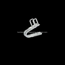 T10 / 22 # boucle de ceinture à aiguille moyenne