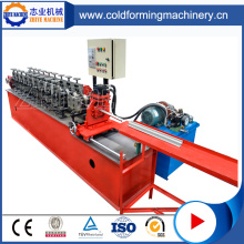 Colored Steel Furring Channel Forming Machine