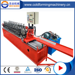 Steel Main Tee Roll Forming Machine