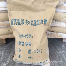 3000 Mesh Active Alumina Powder for Refractory Castables