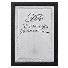 Hot Selling New Design A4 Document Frame
