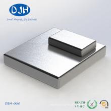 Super poder magnético grande NdFeB Ímãs