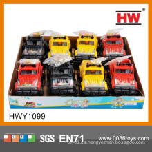 Venta caliente de plástico de fricción Car Candy Toy pequeños juguetes para los niños