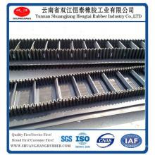 Durable corrugado de la pared lateral, Corrugated Belt, Rubber Belt