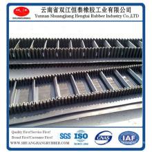 Durable Corrugated Sidewall Belt, Corrugated Belt, Rubber Belt