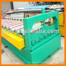 Metalldachblechformmaschine