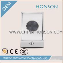 Un fogón de gas eléctrico de la placa caliente para el dispositivo de cocina