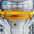 QE électrique double faisceau / poutre aérienne de pont / pont, deux chariots