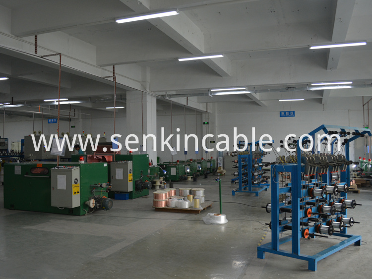 Flexible PU CNC Control Helix Spring Cable