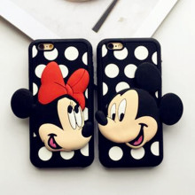 2016 Professhional Manufacture Silicone Rubber Phone Cover