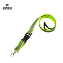 Full Color Customized Reflective Lanyards with Brand