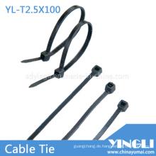 Nylon-Kabelbinder für den Garten oder zu Hause (YL-T2.5X100)