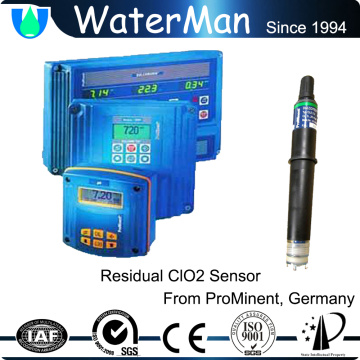 clo2 disinfectant generation equipment with water tester