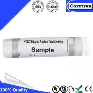 Black Chemical Resistance Connector Black Mastic Tube