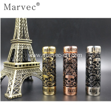 Leading for China Rba Atomizer Vape,Stable Wood Vape,Starter Kit Vape Supplier OEM Health Eletronic Cigarettes Best Mechanical Mod supply to Poland Factory