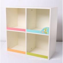 Fábrica de Abastecimento de Madeira Storage Case Storage Container Kids Furniture